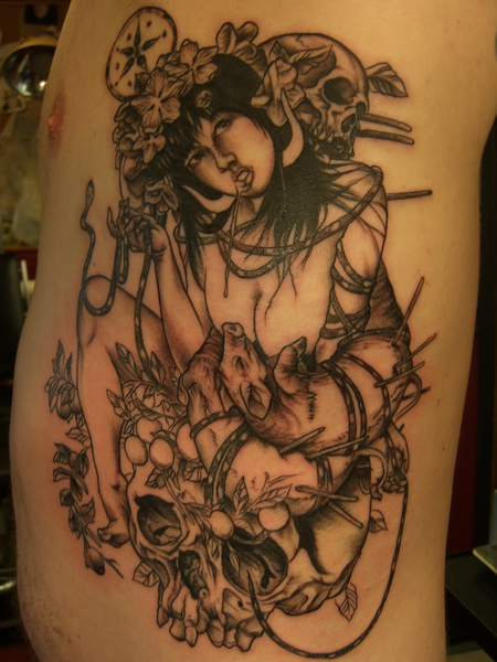 Side Piece by Steve Fuller