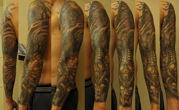Dark Sleeve by Steve Fuller