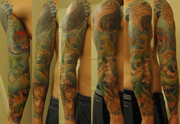 Color Sleeve by Steve Fuller