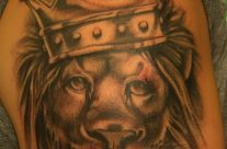 Lion Crown by Steve Fuller